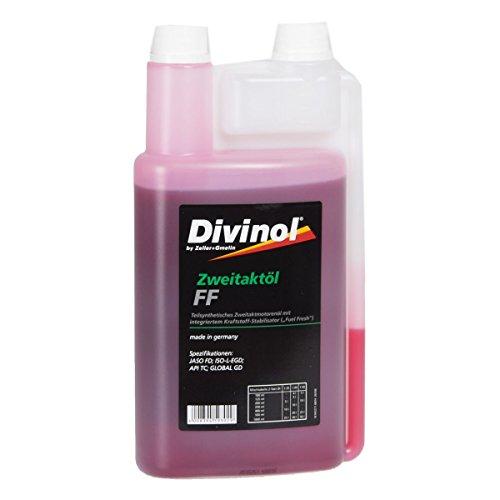 divinol zweitakt l ff 1 5 liter 2 takt l teilsynthetisch 2t misch l abmarac. Black Bedroom Furniture Sets. Home Design Ideas