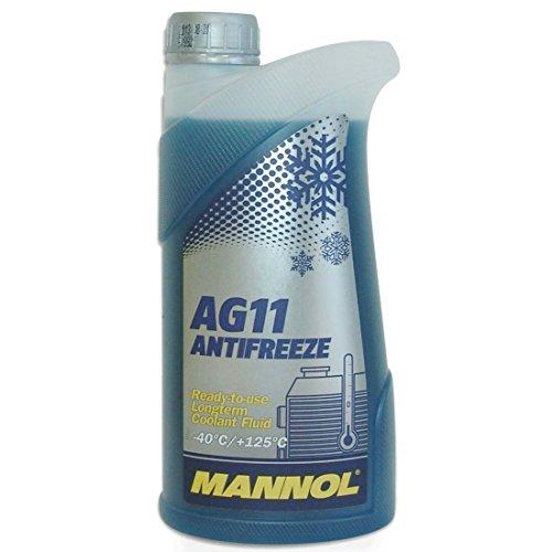 mannol mn4011 5 longterm antifreeze ag11 40 c. Black Bedroom Furniture Sets. Home Design Ideas