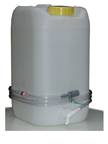 2 x 10 liter destilliertes wasser demineralisiertes. Black Bedroom Furniture Sets. Home Design Ideas