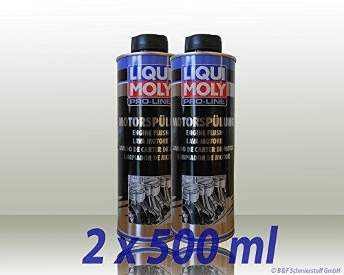 liqui moly 31015597 2427 pro line proline motorsp lung 2 x 500ml abmarac. Black Bedroom Furniture Sets. Home Design Ideas