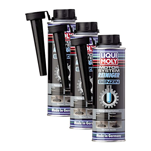 3x liqui moly 5129 motor system reiniger benzin additiv. Black Bedroom Furniture Sets. Home Design Ideas
