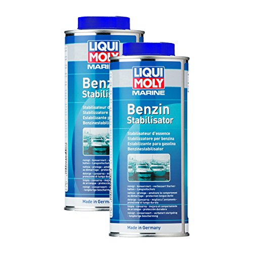 2x liqui moly 25008 marine benzin stabilisator 500ml abmarac. Black Bedroom Furniture Sets. Home Design Ideas