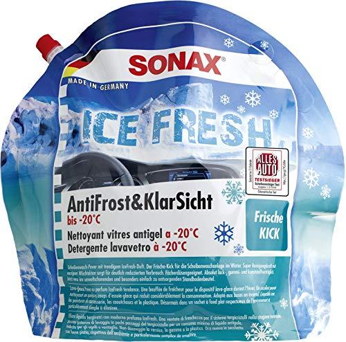 sonax antifrost klarsicht icefresh gebrauchsfertig bis 20. Black Bedroom Furniture Sets. Home Design Ideas