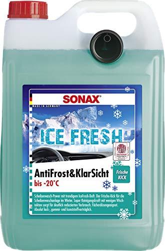 sonax 01315000 antifrost klarsicht scheibenreiniger zirbe. Black Bedroom Furniture Sets. Home Design Ideas